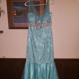 Jovani size 12 dress